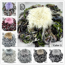 Handcraft  faux Fur Blanket With Fur Basket Stuffer Fringe Throws Infant Props For Photography Newborn Baby Fotografia Props(China (Mainland))
