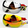 Designer best ski goggles spherical professional sports snowboard glasses snow skateboard eyewear snowmobile day night googles