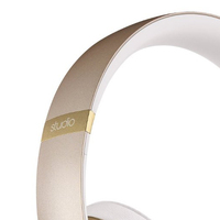 Free Shipping 2015 High Quality Stereo Studio 2.0 wireless Champagne-Gold Limited Edition Headphone by Post