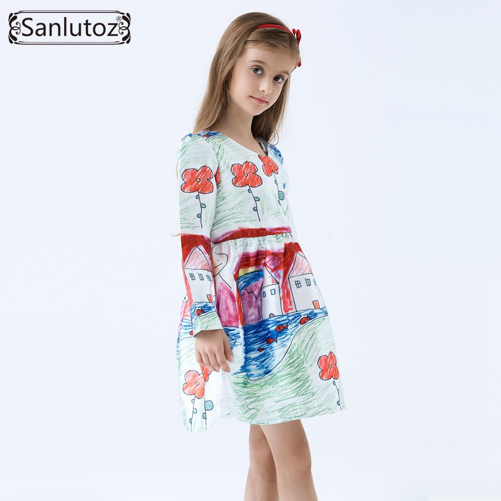 Children Girls Clothes