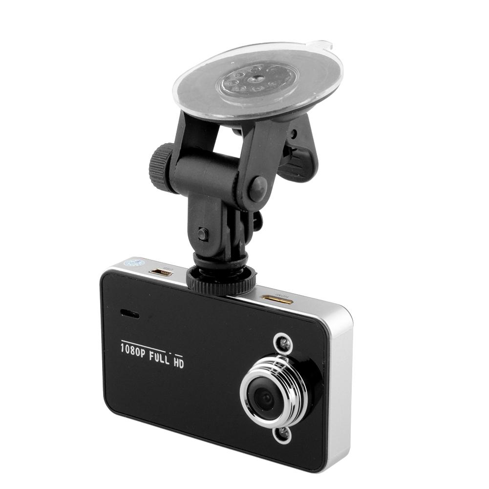 2.5'' LCD K6000 Practical Car Auto Black DVR High Quality Camera Video Durable Recorder Protect Superior G-sensor(China (Mainland))