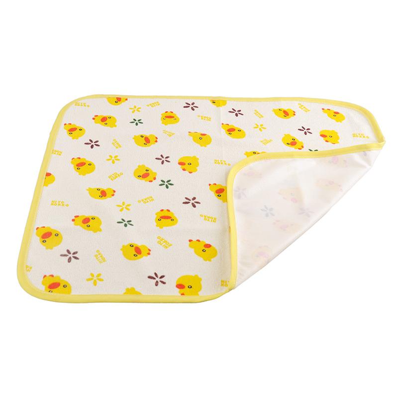 Cotton Baby Changing Mat Crib Stroller Pram Waterproof Bed