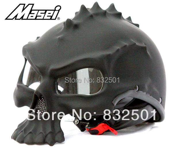 Cool Helmet Designs Cool Helmet Design Masei Skull