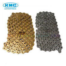 Buy 2014 KMC X10SL X10 SL 116Links bike bicycle Chain Ti gold 10Speed New Edition for $28.00 in AliExpress store