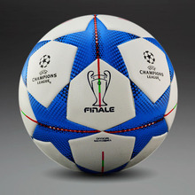 2012/2013/2014/2015/2016 European Champions Cup Size 5 seamless soccer ball granules slip-resistant football PU Football Ball(China (Mainland))