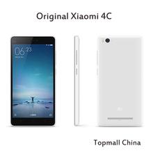 Original Xiaomi Mi4c mi 4c cell phone Qualomm  Snapdragon 2GB RAM 16GB ROM 3080mAh  google play(China (Mainland))