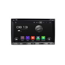Cortex A9 QuadCore 1.6G 16GB Flash Android 5.1.1 Universal 2 Din Car DVD GPS Radio Player Navigation Stereo