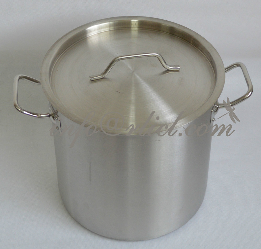 Heavy Duty Stainless Steel Stock Pot, brew kettle, Homebrew(China (Mainland))