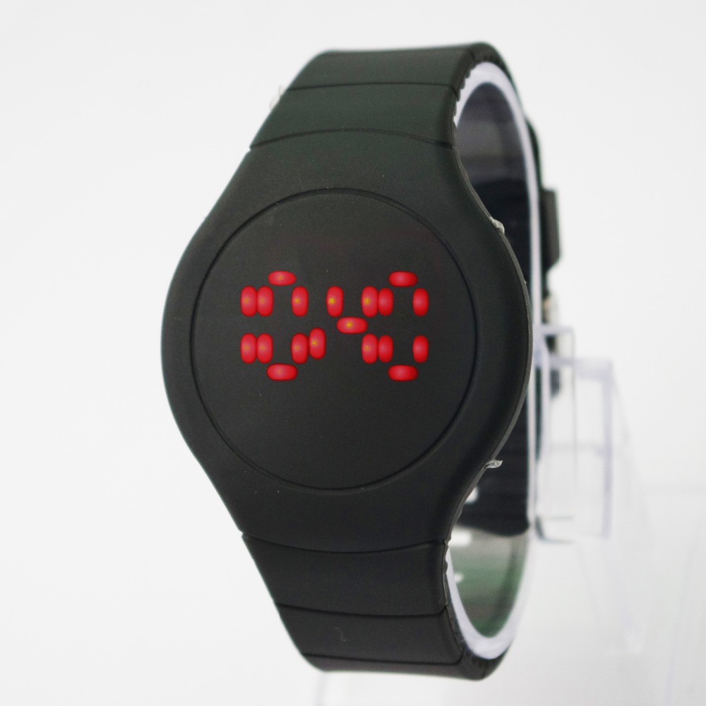 new casual nk sport led wristwatch 2015 fashion