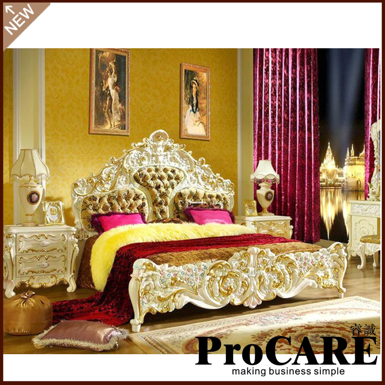 Luxurious bedroom furniture promotion shop for promotional luxurious