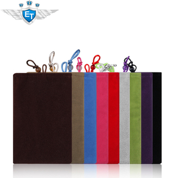 Free shipping  soft cloth case for cell phone tablet PC MP4 MP5 PSP  protective cover  pouch bag 4.3 inch 4.5 inch 4.7 inch