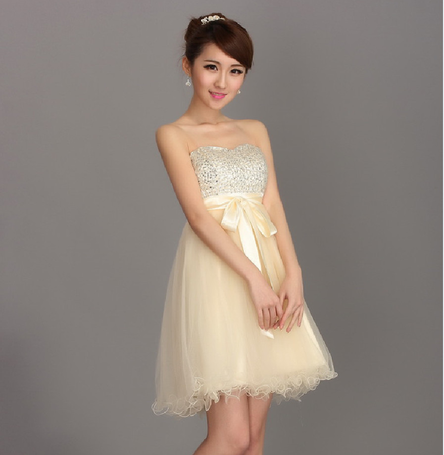 Popular Cute Dresses For Wedding Guest Buy Cheap Cute Dresses For Wedding Guest Lots From China