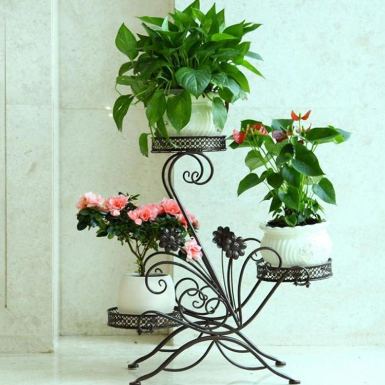 French-style home is days like wrought iron flower bouquet home floor balcony decorated multilayer flower<br><br>Aliexpress