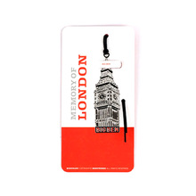 London Elizabeth Eiffel Tower Statue Of  Liberty Metal Book Markers Metal Bookmark For Books Paper Clips Office Supplies(China (Mainland))
