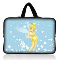 "17"" 17.3"" inch Angel Soft Neoprene Laptop Netbook Sleeve Bag Case Pouch+ Hide Handle For 17.3"" HP Pavilion G7 DV7 E17(China (Mainland))"