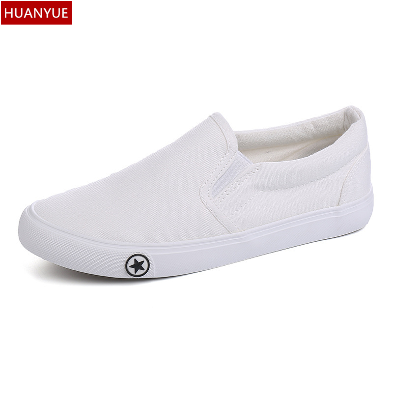 huanyue fashion 2016 solid black white s shoes for