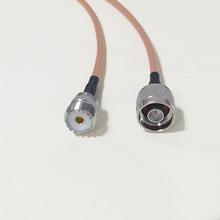 Низкая — ослабление увч женское джек коннектор переключатель N вилочная часть вилка коннектор RG142 50 см 20 » адаптер