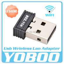 RTL8188 chips Mini 150Mbps USB Wireless Network Card WiFi LAN Adapter Antenna 802.11n/b/g purchase pc wifi Laptop Desktop(China (Mainland))