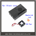 Hot Raspberry Pi 2 Model B Black Case Cover compatible with RPI B plus Raspberry Pi