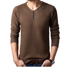 Big SIZE 2015 Autumn Winter christmas sweater New Dress Knitted Sweater Men Clothing Brand Casual Shirt Cashmere Wool Pullover(China (Mainland))