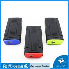 Popular Gasoline Car Battery Booster Pack Jump Start Power Bank 12V Car Jump Starter