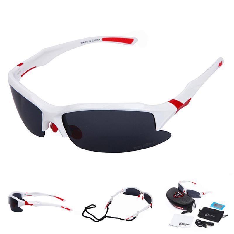 Fashion Outdoor Sports Cycling Eyewear UV400 Polarized Cycling Glasses Casual Mountain Bike Glasses Sunglasses Gafas Cicismo Men