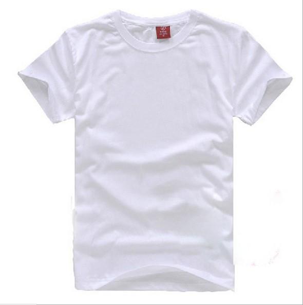 Short cotton blank sublimation tshirt diy print logo and for Diy custom t shirts