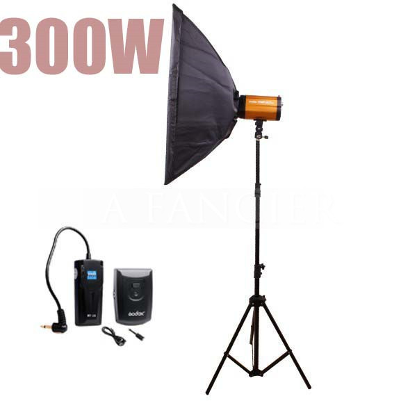 Godox 300SDI 300ws 300w Studio Flash Lighting set Photography Strobe Light kit Portrait Strobe Photo Flash Light(China (Mainland))