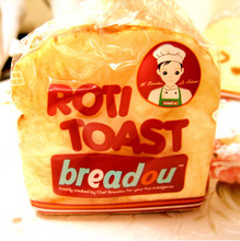 12 pcs/lot,6 styles.Restock! Breadou Roti Toast squishy phone holder / card holder /pen holder with package free shipping()
