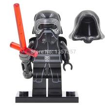 Star Wars 7 Kylo Ren Minifigures Single Sale The Force Awakens Building Blocks Sets Model Figures Toys for Children