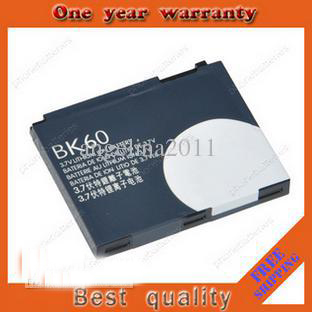 BK60 battery for Motorola cell phone L71 L72 A1600 from factory(China (Mainland))