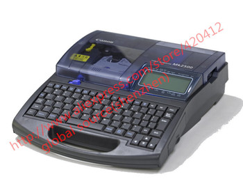 CABLE ID PRINTER MK2500 electronic lettering machine wire marker tube marking machine ferrule printing machine