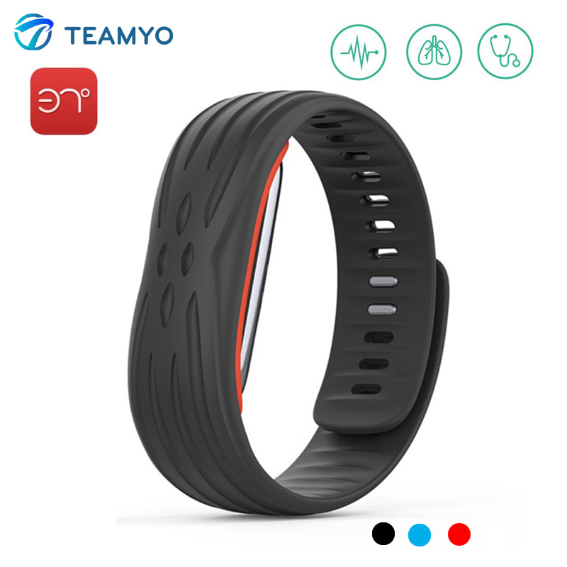 37 Degree Smart Band – Heart Rate Monitor/Blood Pressure/Fitness Tracker with Passometer
