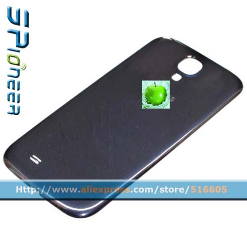 Brand New Battery Back Rear Cover Door Housing for Samsung GT-I9500 Galaxy S4 -Black Replacement Parts