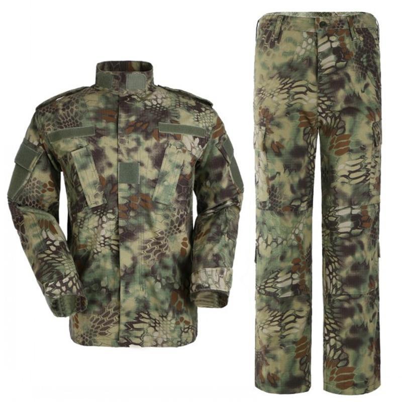 Здесь можно купить  Hunting Coat/Jacket & Pants Kryptek Camo Army Fan BDU Uniform HLD & TAN, TYP/BLK, MR/Green   Спорт и развлечения