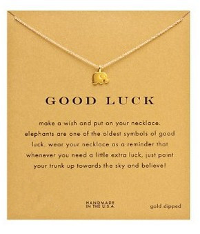 Hot Sale Sparkling Good Luck gold Pendant necklace Elephant golden18k Statement Necklace Women Jewelry(Has Infinite Love card)(China (Mainland))