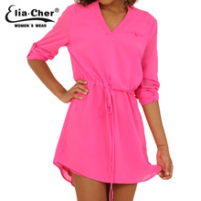 Women Dress 2015 Winter Dresses Eliacher Brand Plus Size Long Sleeve Evening Party Dresses(China (Mainland))