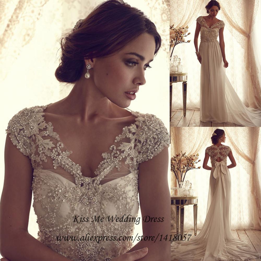 aliexpress buy vintage lace wedding dress 2015