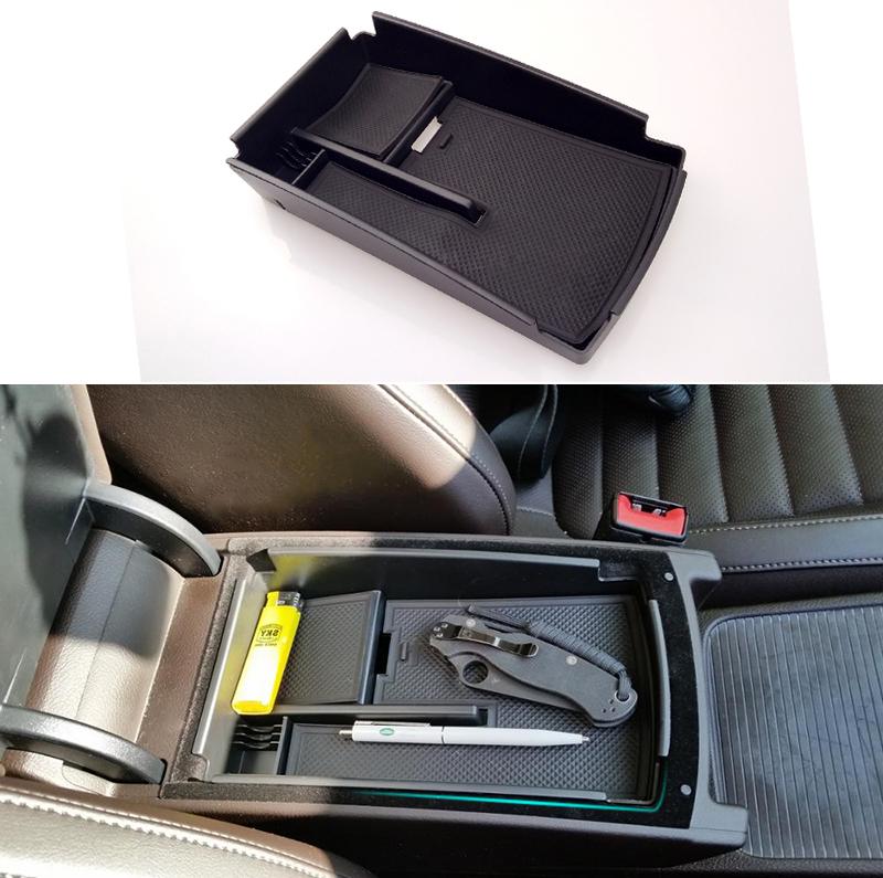FIT FOR 2006-2015 VW VOLKSWAGEN PASSAT CC B6 B7 CENTRAL STORAGE BOX ARM REST ARMREST GLOVE HOLDER PLATE CAR CONTAINER ORGANIZER(China (Mainland))