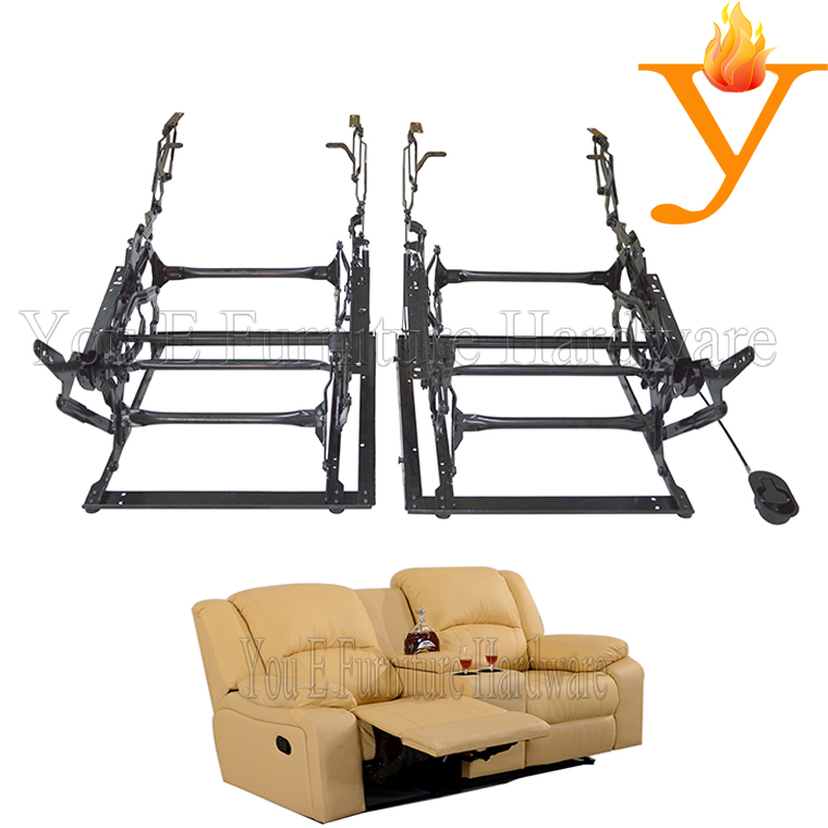 Whosale 2 Seat Sofa Recliner Mechanism With The Motor C4311(China (Mainland))