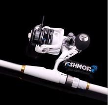 FISHING ROD AND REEL SET Rod Combo Lure Fishing Reels Spinning Reel Lure Fish Tackle Rods Cheapest High Carbon Ocean Rock 360cm
