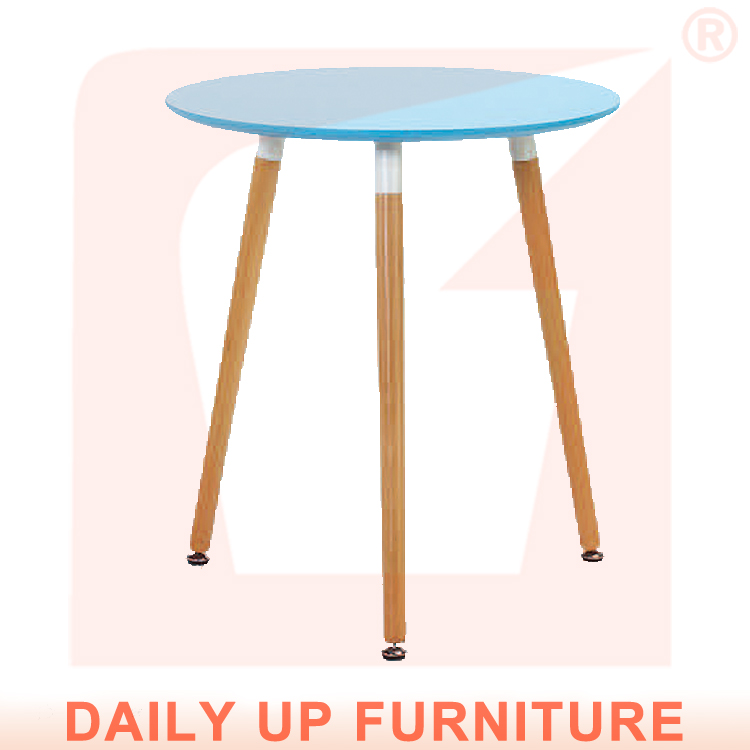 Alibaba Wholesale Bar Stools Table High Wooden Frame Cafe Table PC Table Top Tea Table Party Restaurant Table Promotional Price(China (Mainland))