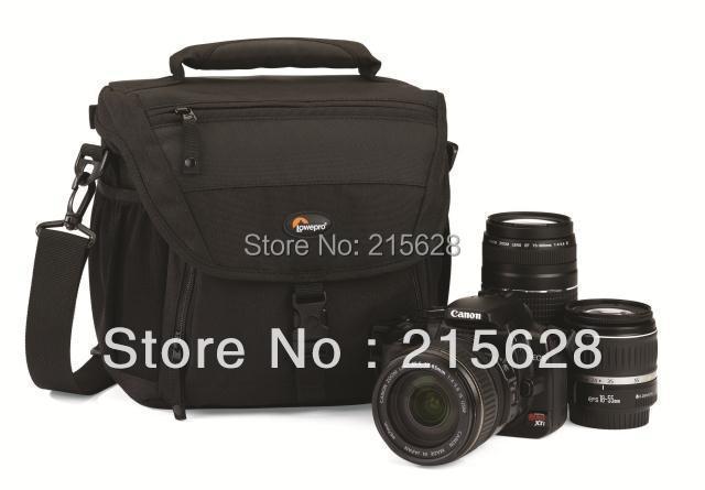 Сумка для видеокамеры Lowepro Nova 170 SLR dSLR canon nikon профессиональная цифровая slr камера nikon d750 dslr