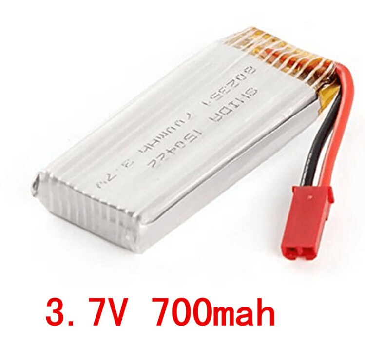 Free Shipping 3.7V 700mAh Li-po battery for SKY Hawkeye HM1315 / HM1315S  FPV RC Quadcopter HM1315 spare parts - us603