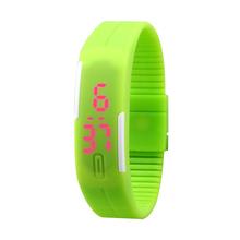 Relojes mujer 2015 Fashion Silicone LED Digital Watch Women Watches Luxury Brand Casual Wristwatch Sport relogio