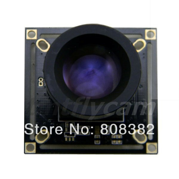 Гаджет  25mm FishEye Wide Angle MTV Board Lens Mini New HD 1000TVL CMOS CCTV Home Surveillance PCB Board FPV Color Camera OSD Menu None Безопасность и защита