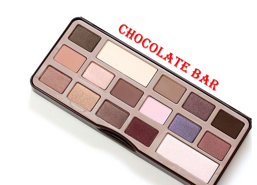 Гаджет  2015  Brand New Cosmetics  16 Colors makeup palette  chocolate bar makeup eye shadow eyeshadow palette urban makeup None Красота и здоровье