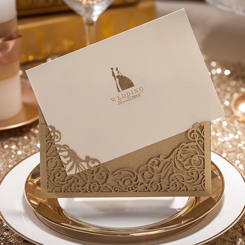 Compare Prices on Wedding Invitations Supplies Online Shopping – Card for Wedding Invitations Supplies