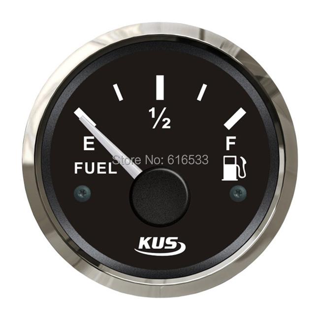 Здесь можно купить  Kus gauge fuel gauge fuel level gauge marine instrument car instrument white black  Автомобили и Мотоциклы