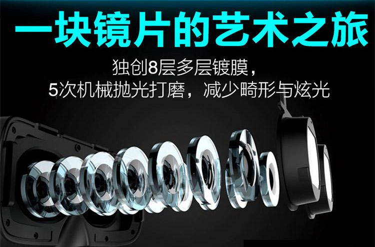 ถูก การขายคริสมาสต์OEM VRกล่องแว่นตาที่มีโลโก้ของคุณงานศิลปะและสีของคุณกล่อง3กรัมCD50
